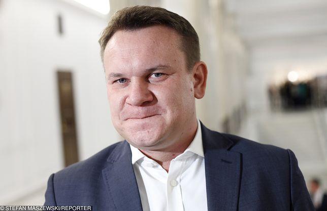 Tarczyński: Tusk to przeterminowany towar, może być tylko obciążeniem
