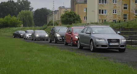 Wielkie sprawdzanie - Auto Test 2009