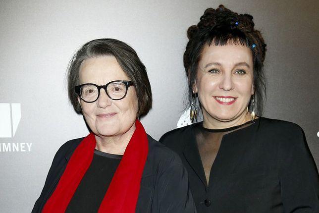 Niewykluczone, że Olga Tokarczuk i Agnieszka Holland zrobią razem film