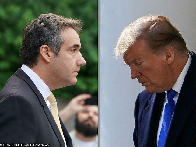 Michael Cohen i Donald Trump