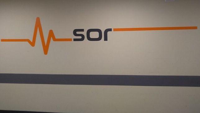 Logo SOR w Sieradzu zmienione. Zniknęła linia ciągła