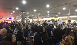 Chaos na lotniskach. Winne oprogramowanie do odpraw
