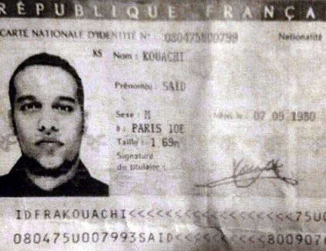 """Podejrzani o atak na """"Charlie Hebdo"""" zabarykadowali się w mieszkaniu - podaje francuska telewizja"""