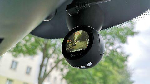 Krótki test Navitel R1050: Kamerka z GPS i bazą fotoradarów