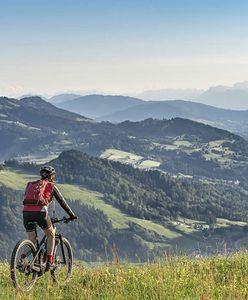 Czy warto zwiedzać góry rowerem?