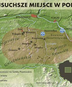 Kujawy - najsuchsze miejsce w Polsce