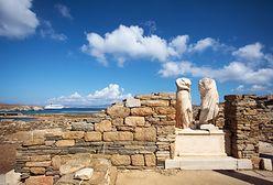 Grecja - ważne odkrycie u wybrzeży wyspy Delos