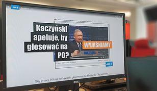 Jest dramat. Prawie 60 proc. Polaków połknie fake newsy jak ryba haczyk