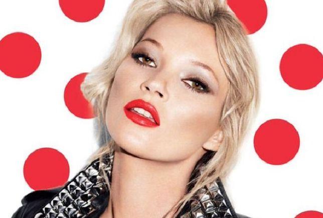 Znamy urodowy trik Kate Moss i Madonny. To jemu zawdzięczają piękny wygląd!