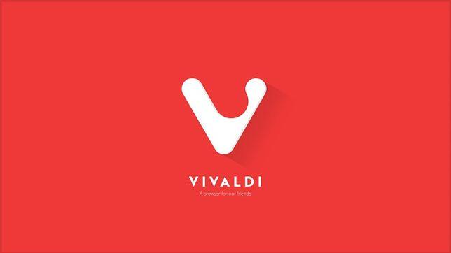 Nowa, stabilna wersja przeglądarki Vivaldi już dostępna