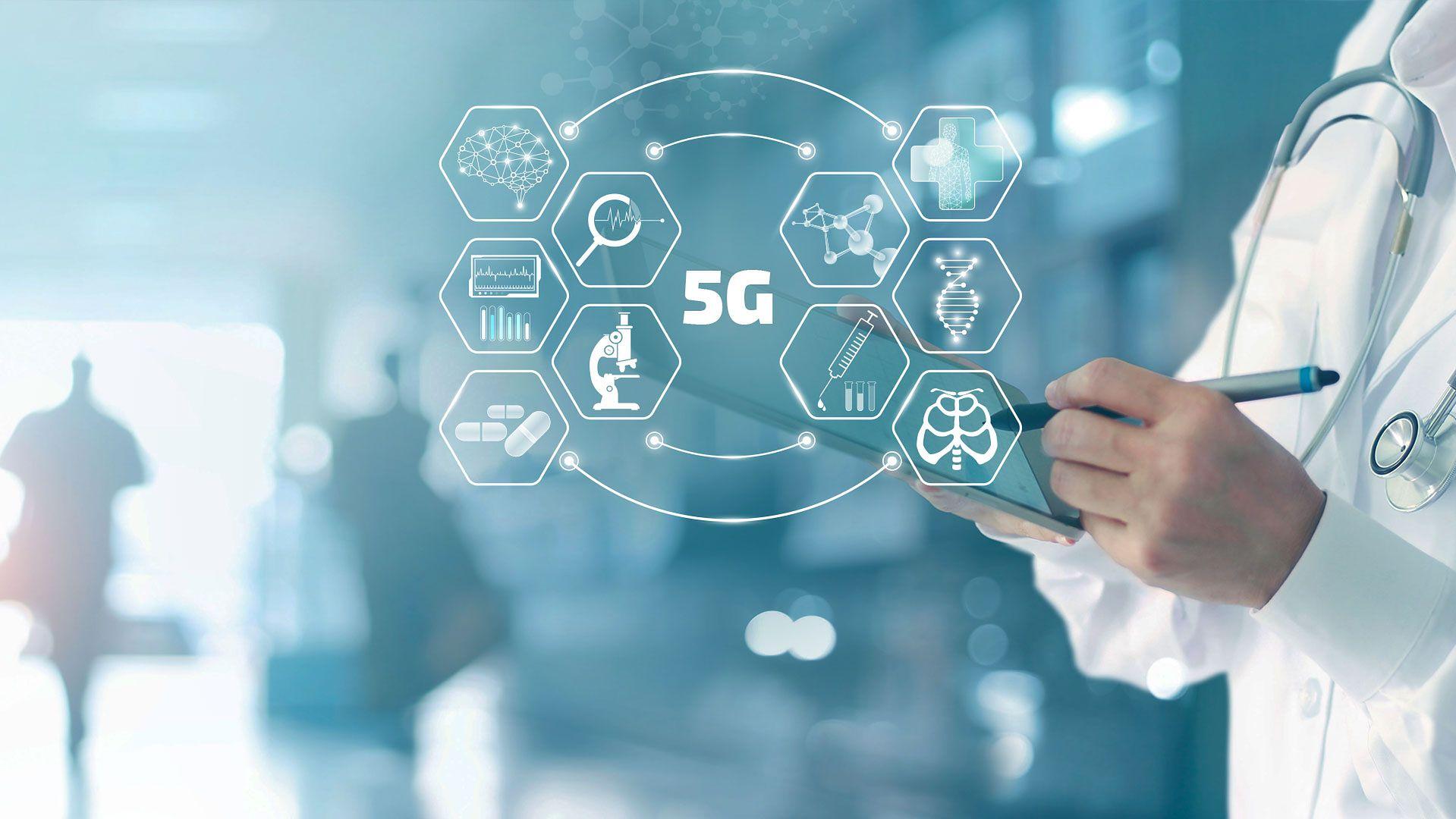 Operacje na odległość to dopiero początek. 5G zmieni ochronę zdrowia