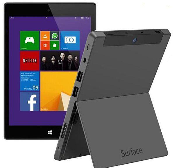 Microsoft potwierdził istnienie Surface Mini