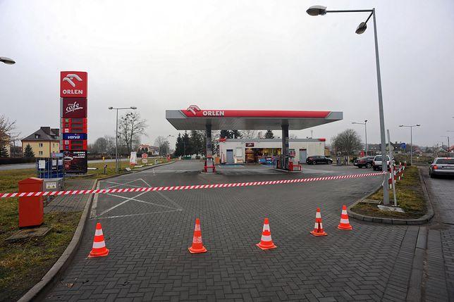 Rymań. Sąd zdecydowała w sprawie kobiety która zdemolowała stacje paliw