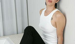 """Zapomniana gwiazda modelingu lat 90. To ona zapoczątkowała modę na """"chłopczycę"""""""