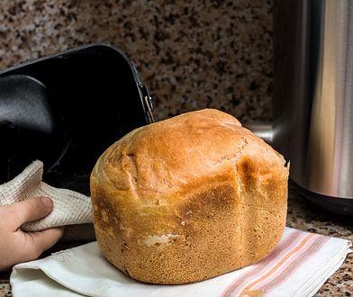 Z chrupiącą skórką... Wypiekacz do chleba dla całej rodziny