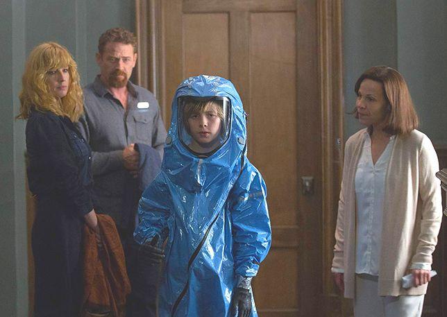 """""""Eli"""" - dla jednych znakomity i zaskakujący horror. Dla innych film z jednym z najgłupszych zwrotów akcji w historii"""