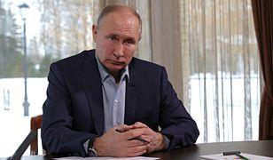 Rosja. Władimir Putin ujawnił swoje plany na emeryturę
