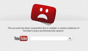 YouTube zamyka konta związane z reżimem Al-Asada
