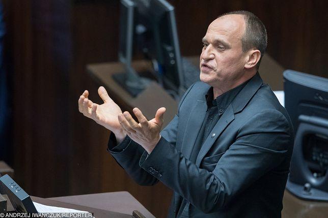 Kukiz chce likwidacji nagród dla ministrów