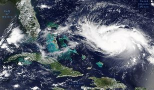 Dorian przeszedł już przez Bahamy i kieruje się w stronę wschodniego wybrzeża Stanów Zjednoczonych