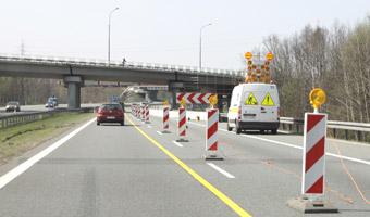 Autostrada A1. Otwarto odcinek do granicy z Czechami
