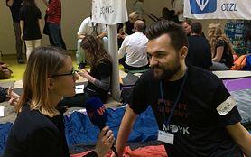 Protest rezydentów. Co frustruje młodych lekarzy? (WIDEO)