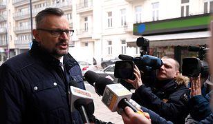 Poseł Józef Leśniak z PiS złożył doniesienie na posła PO: uderzył mnie w plecy