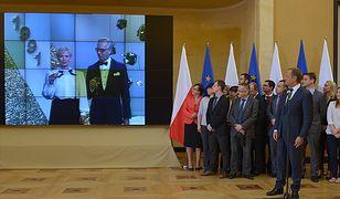 Waldemar Kuczyński: kolektywne ujadanie na spot