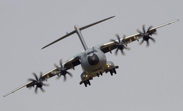 Piloci RAF w imponujący sposób wylądowali na plaży