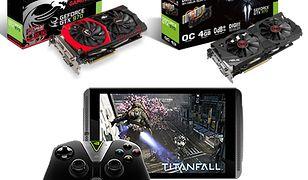 Spróbuj swoich sił w Titanfall oraz Borderlands: The Pre-Sequel na stoisku NVIDIA
