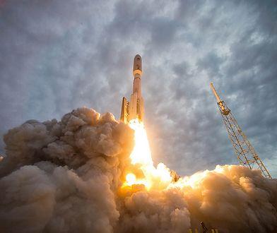 Najpotężniejsza rakieta kosmiczna na Ziemi