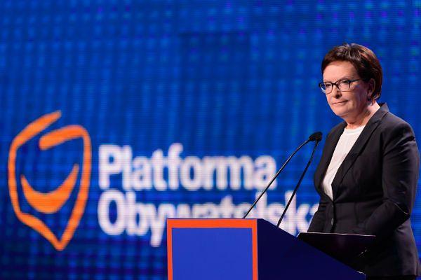 Czarna jesień Platformy