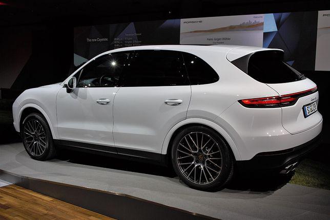 Porsche Cayenne: do trzech razy sztuka. Zobacz nową wersję niemieckiego SUV-a