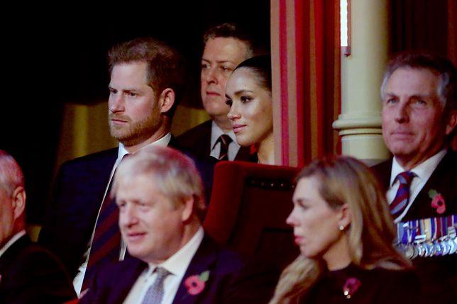 Pałac Buckingham wydał oświadczenie w sprawie Meghan i Harry'ego