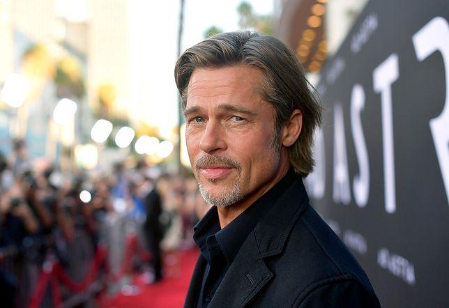 Brad Pitt spędzi tegoroczne święta z dziećmi