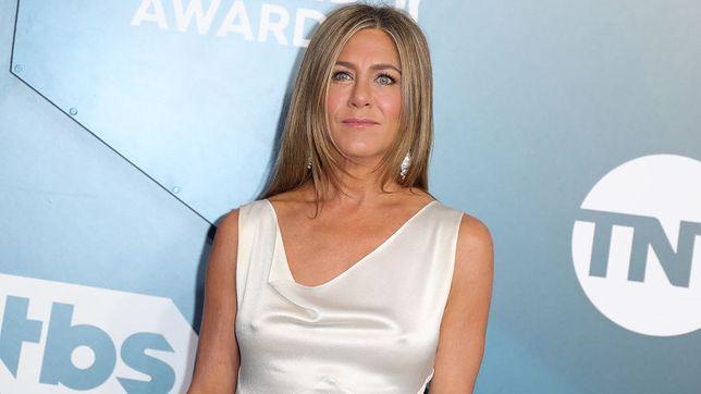 Jennifer Aniston nawiązała ostatnio współpracę z nową marką.