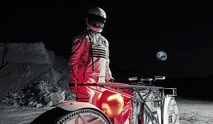 Księżycowy motocykl już istnieje. Został nazwany na cześć wyjątkowego stworzenia