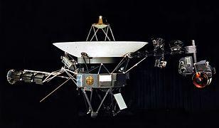 35 lat misji sondy kosmicznej Voyager