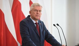 Audyt Senatu za czasów Stanisława Karczewskiego ma przypominać broszurę informacyjną