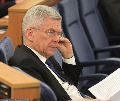 Były marszałek Senatu Stanisław Karczewski - zdj. arch.
