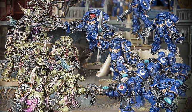 """Marvel Comics i Games Workshop szykują nowe komiksy z uniwersum """"Warhammera"""""""