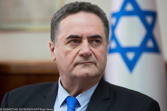 Israel Katz nie zamierza przepraszać Polaków za swoje antypolskie słowa