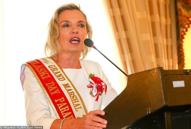Anna Anders na podróże do USA wydała 611 tys. zł