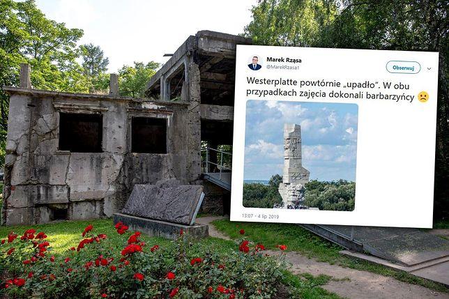 Awantura o Westerplatte. Bulwersujący wpis polityka PO