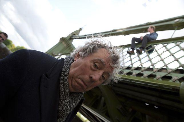 Terry Jones z trupy Monty Pythona cierpi na afazję