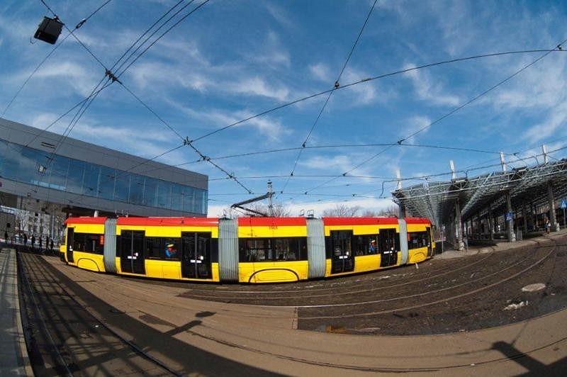 Prezent dla mieszkańców Tarchomina: tramwajem w Wigilię!