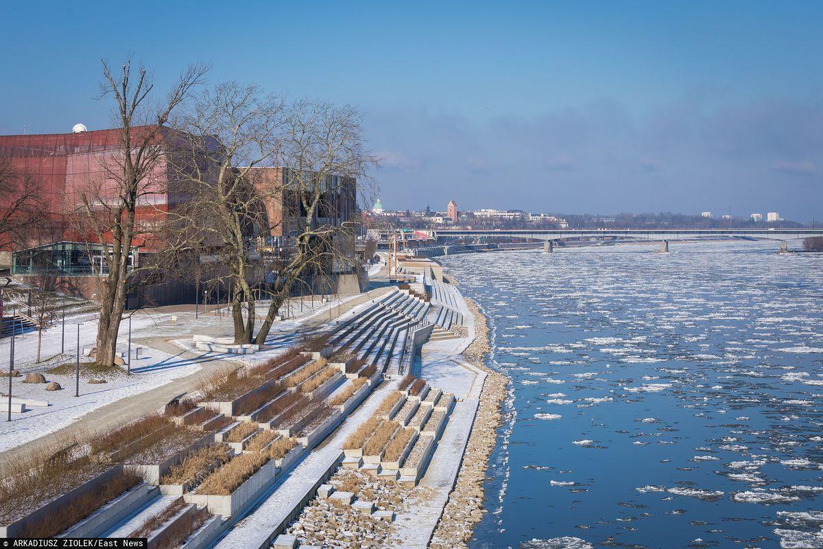 Bezśnieżna zima w Warszawie. W piątek padnie historyczny rekord
