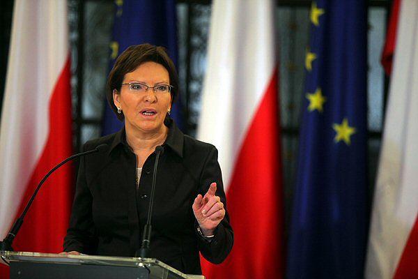 Ewa Kopacz jedzie do Francji. Weźmie udział w marszu