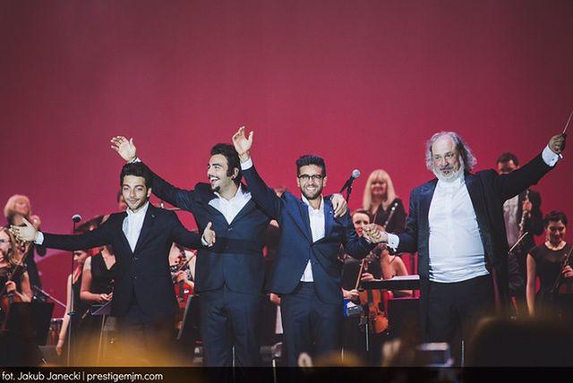 To był magiczny wieczór z Il Volo! Trio zdobyło serca polskich fanów!