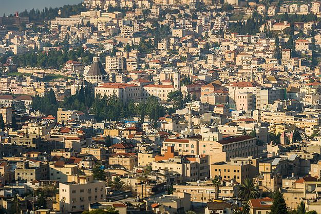 Nazaret (zdj. ilustracyjne)